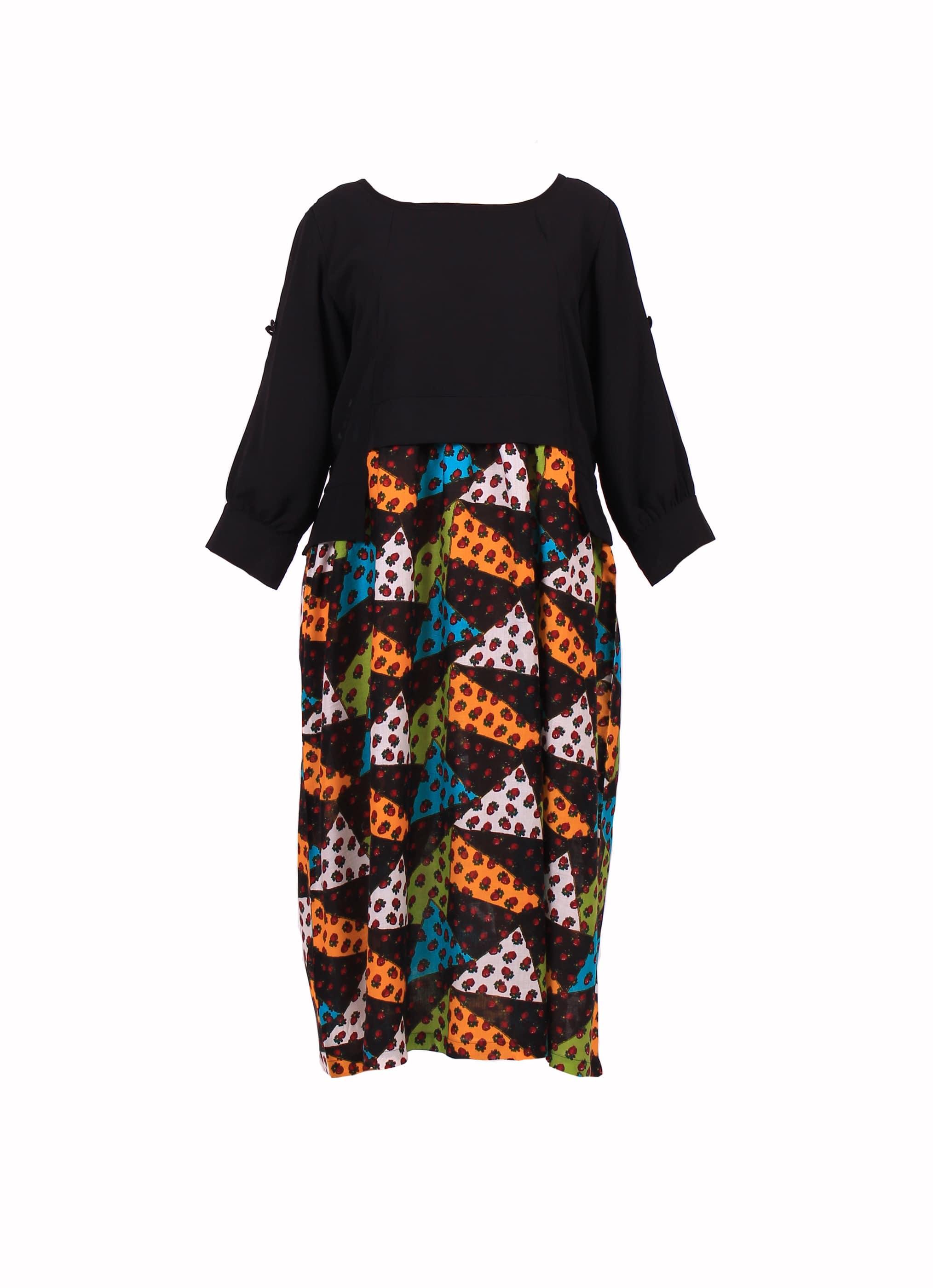 فستان كاجوال من الشالكي