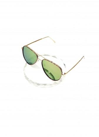 نظارة روز قولد عاكسة